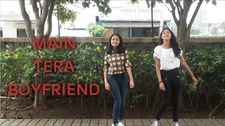 Main tera Boyfriend Dance ; Raabta by Titas Chatterjee & Anushka Gosavi.
