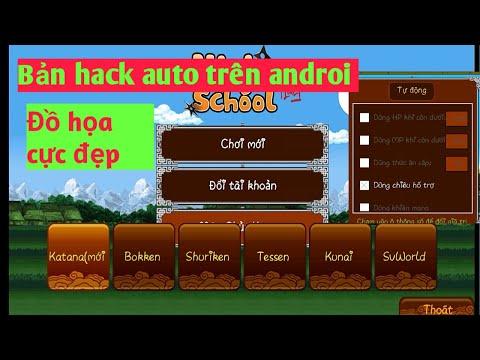 huong dan hack ninja school online tren dien thoai -  HảiĐ NSO Cách tải bản hack auto trên androi chơi cực đã)) đồ họa đẹp …Ninja School Online