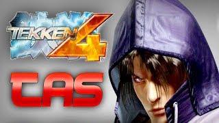Reacting To Epic Tekken 4 Jin Playthrough (TAS)