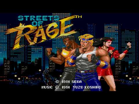 SEGA Mega Drive and Genesis Classics - Streets of Rage (Steam Longplay + Archievement Sore Knucles) thumbnail