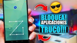 Como bloquear (POR SEPARADO) aplicaciones en android 2018 | MODO DIOS!!!
