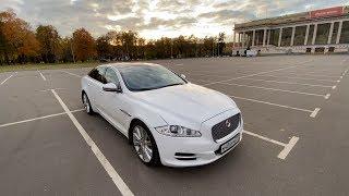 Тест-драйв Jaguar XJ 2014 года спустя 100000 км