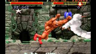 The ONLY ClayFighter combo exhibition v2