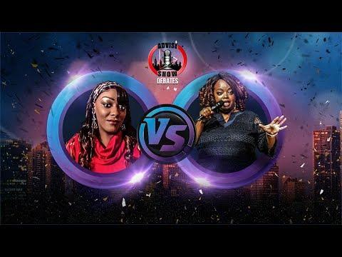 Advise Show Debate-Cynthia G vs Alycia Cooper