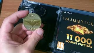 injustice 2 legendary edition unboxing