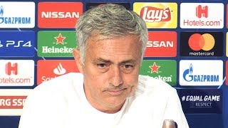 Jose Mourinho Full Pre-Match Press Conference - Young Boys v Manchester United - Champions League