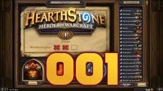 Let´s Play Hearthstone #001 - Das geilste Kartenspiel ever !
