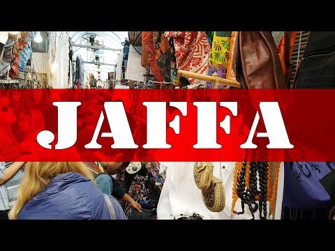 Jaffa Flea Market Walking Tour Tel Aviv Jaffa Video Walk