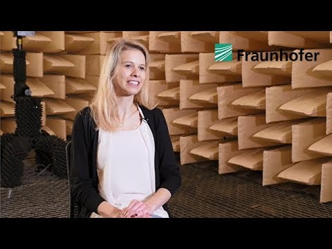 Stephanie Bätz, Sachbearbeiterin Personalstelle Am Fraunhofer IDMT