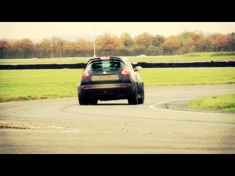 Nissan JUKE-R Video 10 – Shakedown and Testing