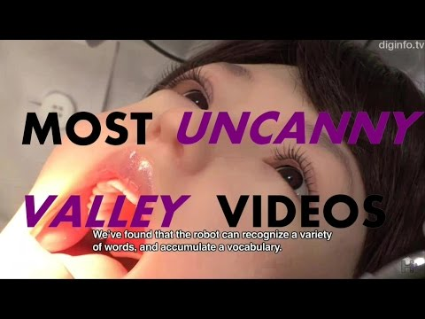 Most Uncanny Valley Videos