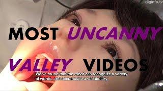 Most Uncanny Valley Videos