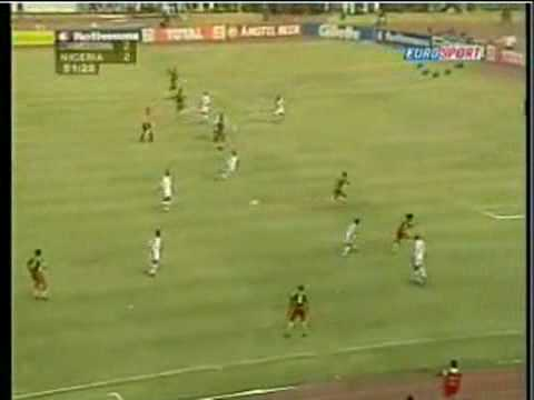 Nigeria vs Cameroon-2000 African Cup of Nations Final