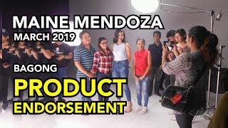 Maine Mendoza May BAGONG Product Endorsement   Philippines