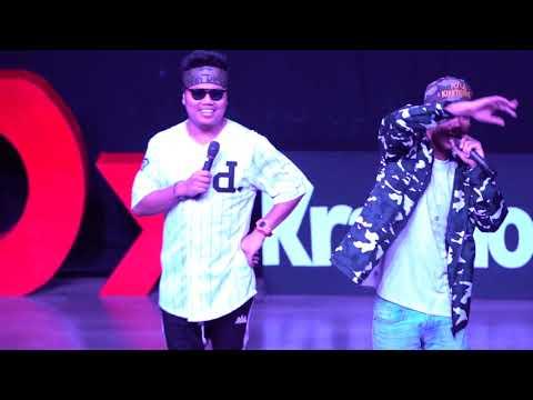 Vuthea, Vitou And Siva Performance | KlapYaHandz Group | TEDxKramuonSarSt