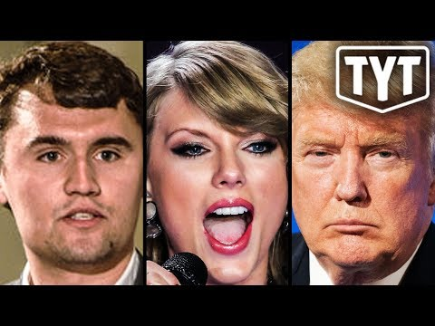 Taylor Swift Triggers Conservatives