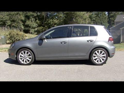 2010 Volkswagen Golf - Review
