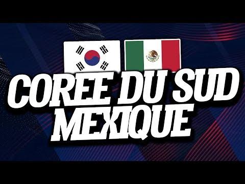 🔴 DIRECT / LIVE : COREE DU SUD - MEXIQUE // Club House
