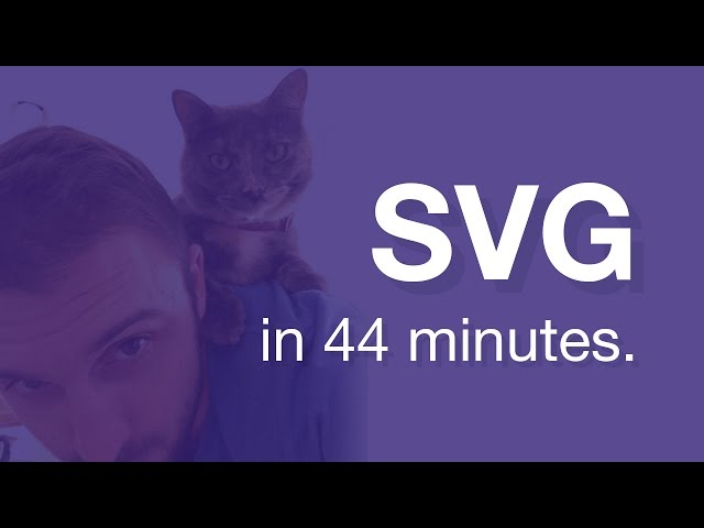 SVG Tutorial: With CSS Animation