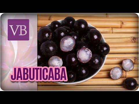 Jabuticaba na Alimentação - Você Bonita (13/03/18)