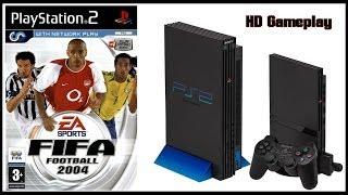 FIFA 2004 (PS2)(2003) Intro + Gameplay (HD) Aston Villa V Birmingham City