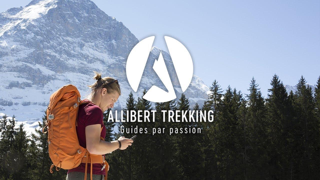 Download Appli mon roadbook - Allibert Trekking