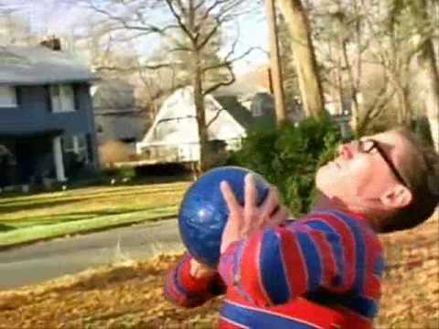 Artie vs. The Bowling Ball