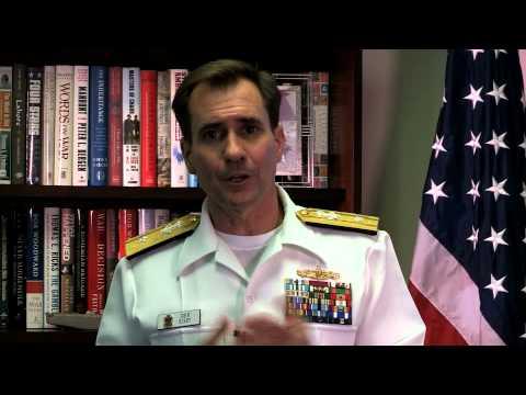 RADM Kirby on Positive Leadership in the U.S. Navy