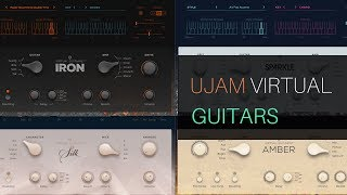 Review   Virtual Guitarist - Silk, Amber, Iron & Sparkle (Free) (Studio One V4)