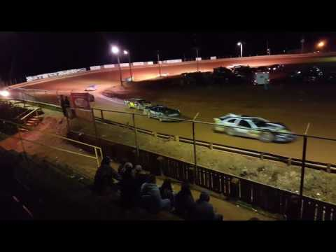 602 Thunder series at Travelers Rest speedway..