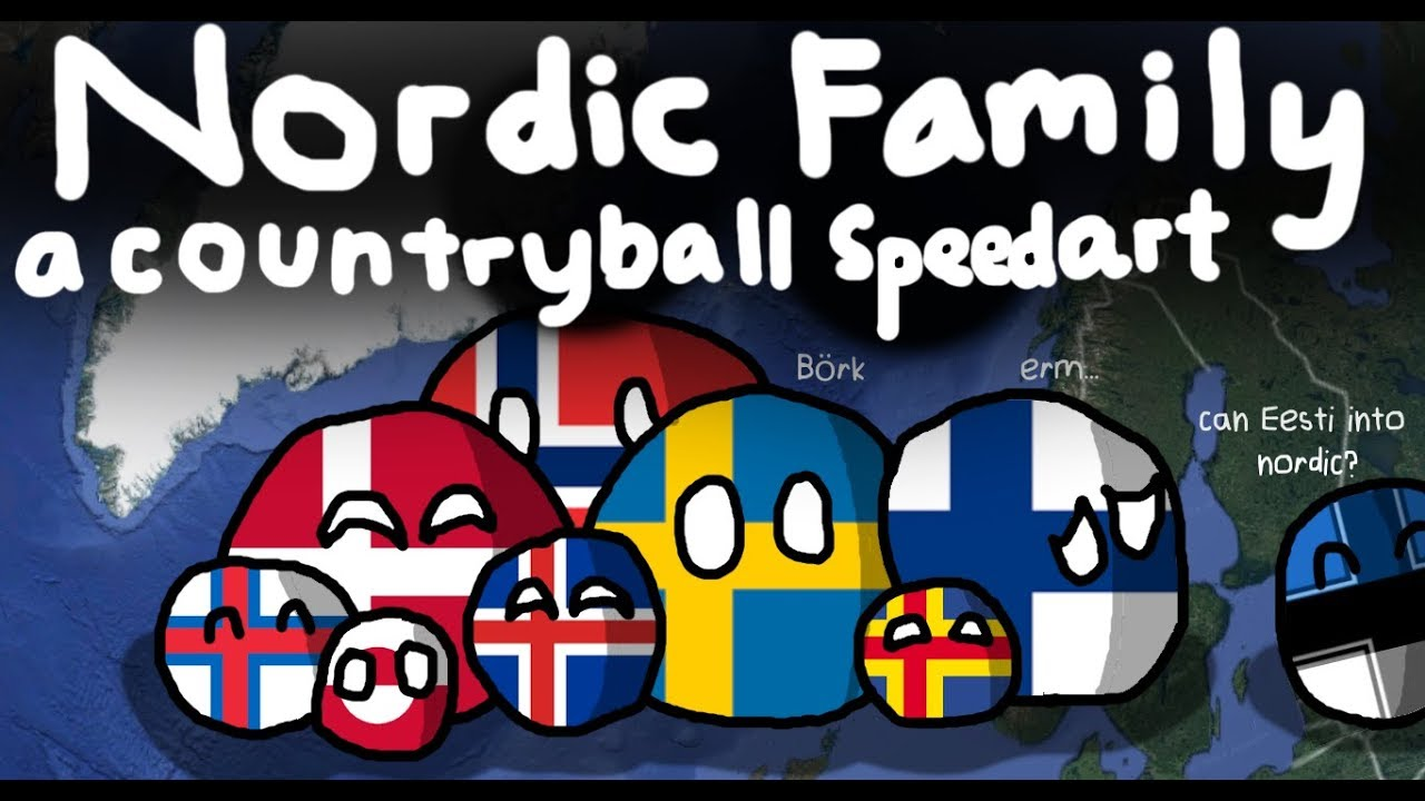 Party Crasher Scandinavia And The World