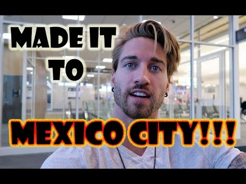 Made it to Mexico City!!