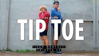 Baixar Jason Derulo - Tip Toe feat French Montana I Coreógrafo Tiago Montalti I Part.Especial Leo Costa