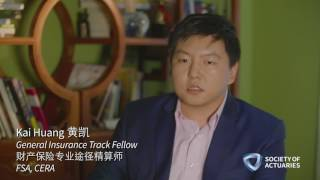 A Candidate's Perspective: Master the Learning Skills (Chinese)
