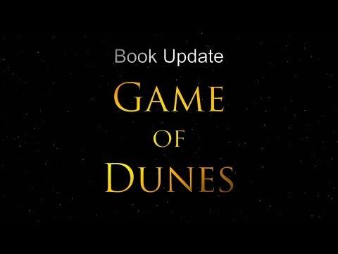 Book Update - Game of Dunes