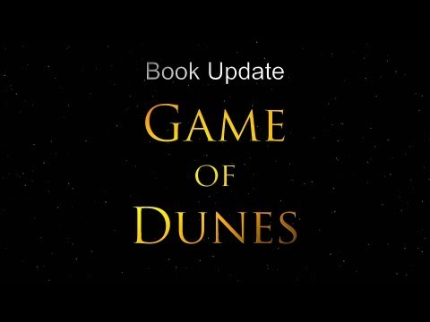 Book Update - Game of Dunes