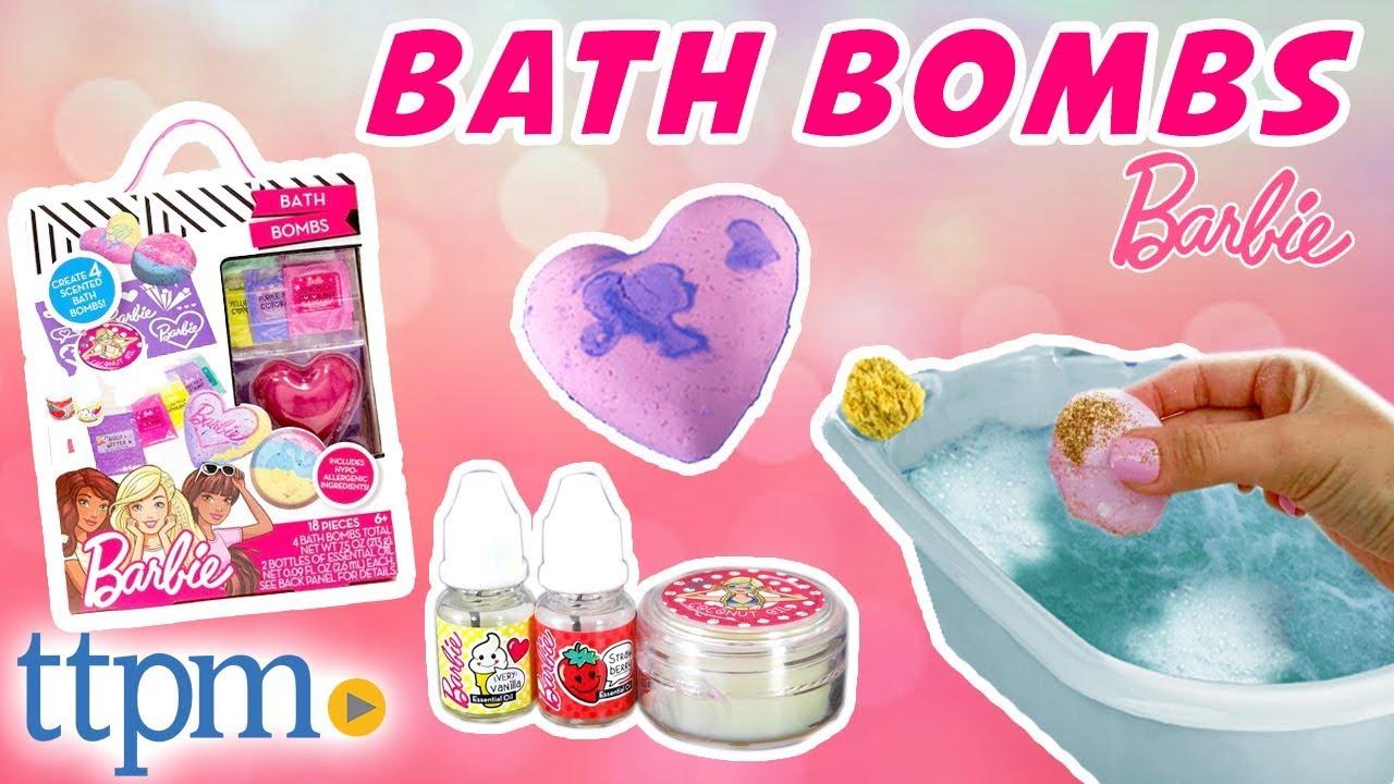 Barbie bath bombs kit diy colorful bath bombs from horizon group barbie bath bombs kit diy colorful bath bombs from horizon group usa solutioingenieria Choice Image