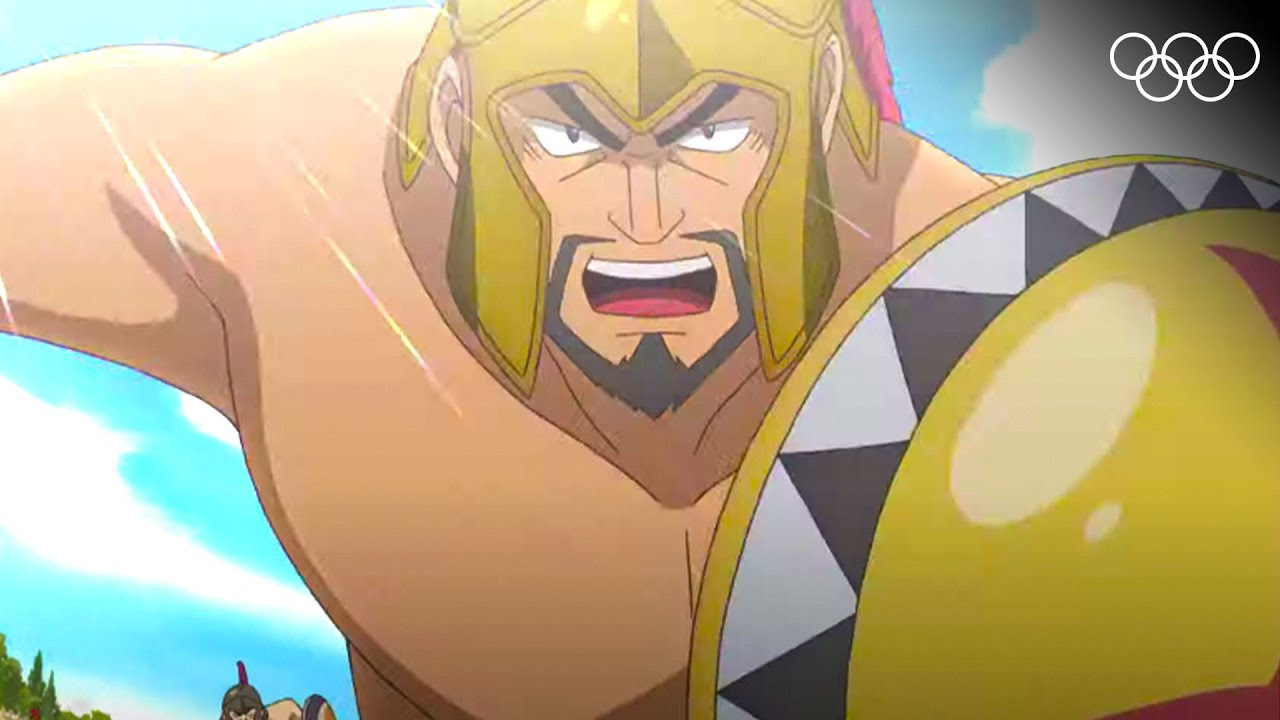 Download Leonidas of Rhodes - The greatest Olympian of the Ancient World ? | Heroes Ep. 1