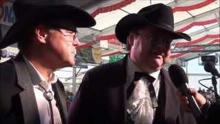 DOC TOM & THE BANDITS - RIED/RIEDMARK - 2014 - LINE DANCE CONTEST