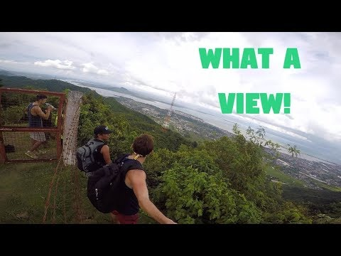 WHAT A VIEW! Off The Beaten Path Philippines... (Tacloban City)