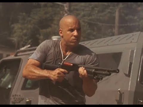 Fast Five - Shootout Scene (Tamil)