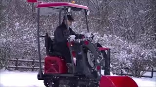 Repeat youtube video HITACHI ミニローダーで除雪