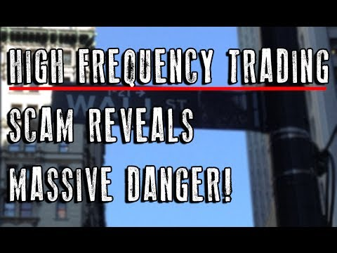 High Frequency Trading Could Cause MAJOR MARKET CRASH!