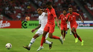 Singapore vs Indonesia (AFF Suzuki Cup 2018: Group Stage Extended Highlights)