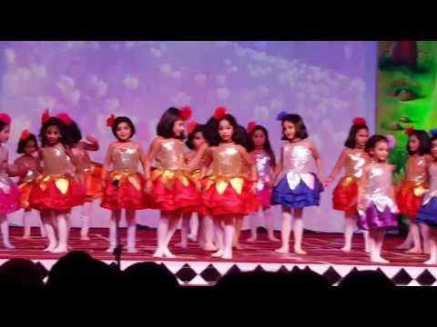 Alice in Wonderland by Rajagiri International School Kindergarten - Dubai - 2017 March