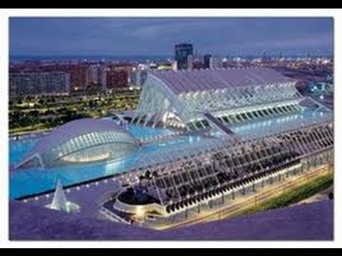 Ciudad de las Artes y las Ciencias de Valencia / City of Arts and Sciences in Valencia [IGEO.TV]