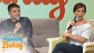 Magandang Buhay: Marvin and Jolina's term of endearment