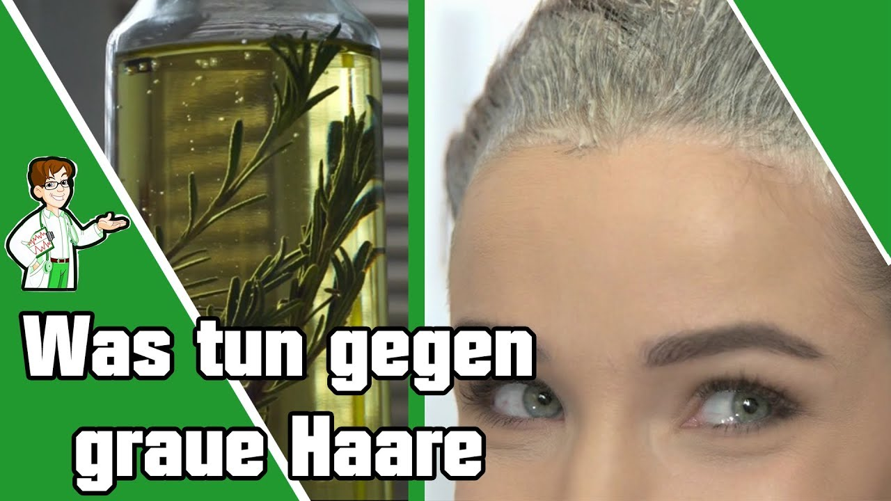 hausmittel gegen gelbstich in grauen haaren