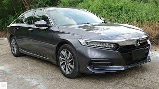 2020 Honda Accord 1.5 TURBO / Start-up, In-depth Walkaround Exterior & Interior
