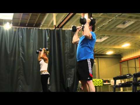 Fitness at AV Performance Tennis Club